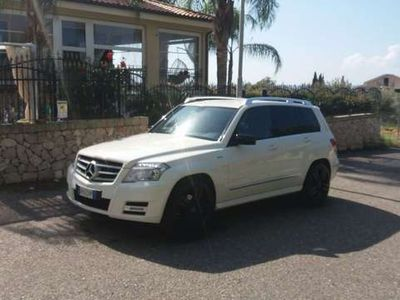 usata Mercedes GLK220 CDI 4Matic BlueEFFICIENCY Sport
