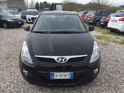 brugt Hyundai i20 1.2 5p. 92000km unico proprietario benzina