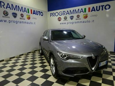 usata Alfa Romeo Stelvio 2.0 Turbo 280 CV AT8 Q4 First Edition