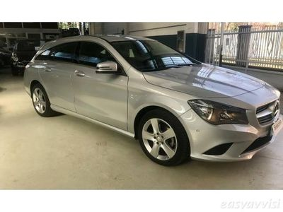 usata Mercedes CLA200 CDI S.W. Automatic Business