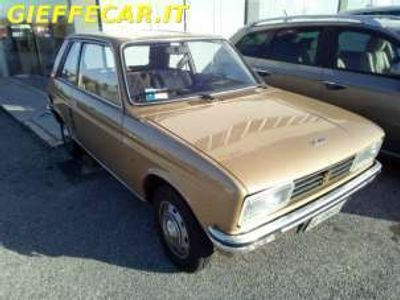 usata Peugeot 104 1975 benzina
