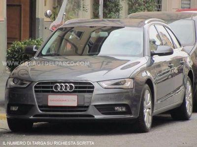 usata Audi A4 AVANT 2.0 TDI multitronic BUSINESS PLUS