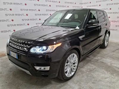 "usata Land Rover Range Rover Sport 3.0TDV6 HSE TETTO/RETROCAMERA/C.LEGA 21"""
