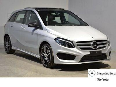 usata Mercedes B220 d Auto 4Matic Premium Navi FH