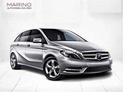 used Mercedes B180 Classe B(T246/T242)CDI BlueEFFICIENCY Premium Monovolume [USATO]
