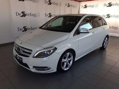 usata Mercedes B200 Classe B - T246 Dieselcdi (BE) Premium