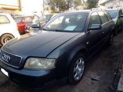 usata Audi A6 A62.5 V6 TDI/180 CV cat Avant tiptronic Advance Diesel