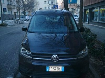 usata VW Caddy Maxi tdi 150 cv 2016