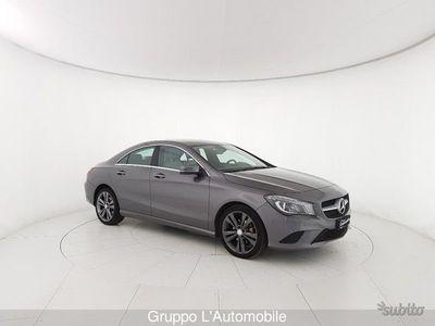 used Mercedes 170 CLA - C117 220 cdi Sportauto