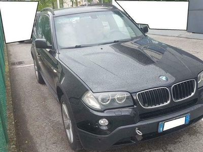 usado BMW X3 20d Futura ( SEDILI PELLE M SPORT - NAVI - XENON )