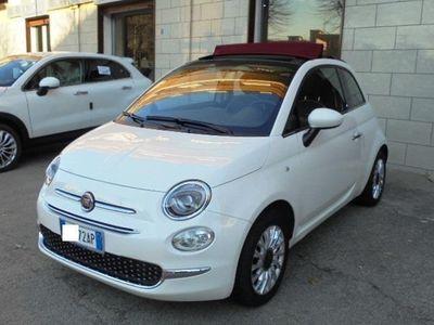 usata Fiat 500C 1.2 Lounge CABRIO ITALIANA