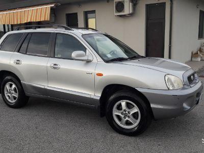 brugt Hyundai Santa Fe 2.0CRdi Unicoproprietario 4x4