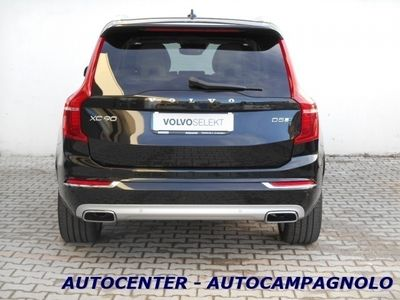 usata Volvo XC90 D5 AWD Geartronic 7 posti Inscription