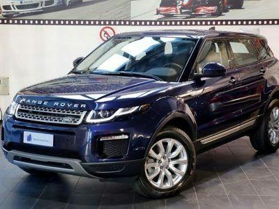 usata Land Rover Range Rover evoque 2.0 TD4 150 CV 5p. Business Edition SE