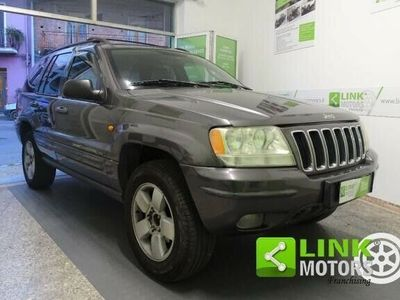usata Jeep Grand Cherokee CRD Limited