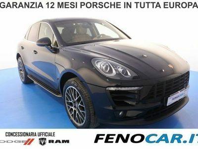 """usata Porsche Macan 3.0 S 340cv Tetto Navi 20"""" FULL OPT"""