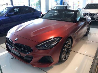 used BMW Z4 M Z4M40I