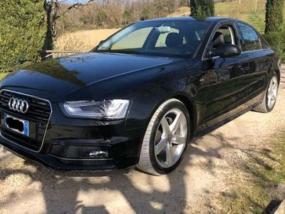usata Audi A4 4ª serie - 2015