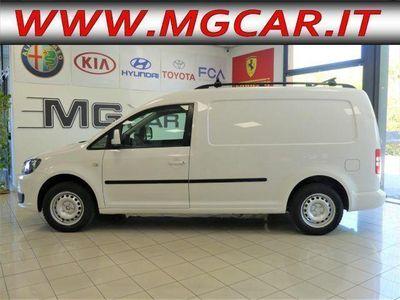 brugt VW Caddy Maxi 1.6 TDI 102 CV DSG TEL-GANCIO-CRUISE CONTROL