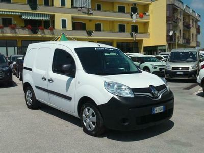 usata Renault Kangoo 1.5 DCI 90CV EURO 5B FAP CLIMA/PORTA LAT KM CERTI