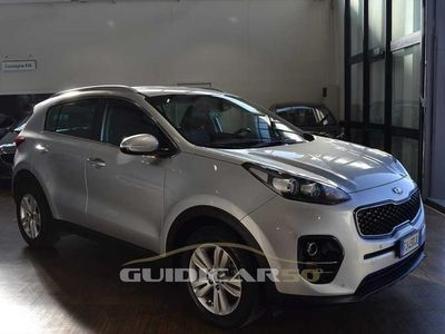 used Kia Sportage 1.7 crdi Class Style Pack s&s 2wd 141cv dct