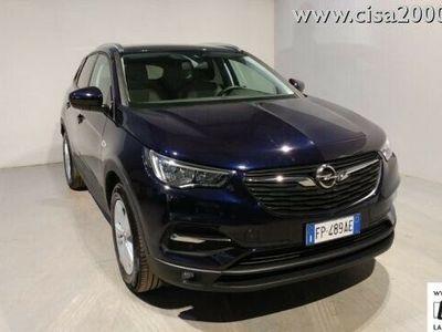 usata Opel Grandland X 1.6 diesel Ecotec Start&Stop Advance