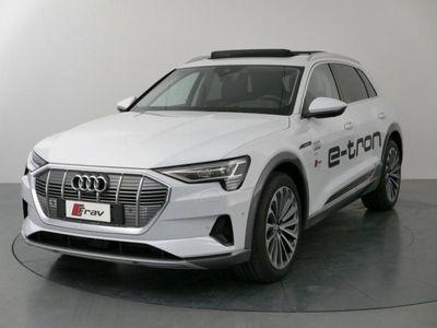 used Audi E-Tron e-tron - 55 quattro Advanced