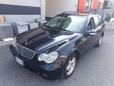 usata Mercedes C200 CDI cat S.W. Avantgarde