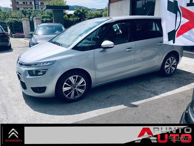 used Citroën Grand C4 Picasso 2.0 hdi automat 7p