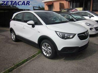 used Opel Crossland X 1.5 ECOTEC diesel 102 CV INNOV