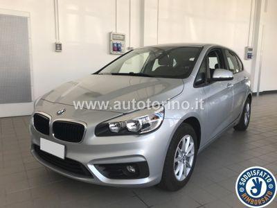 gebraucht BMW 218 SERIE 2 ACTIVE TOURER d act.tourer Advantage