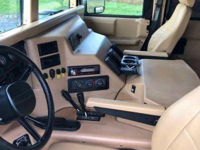 usata Hummer H1 Civile 6500cc V8 Autocarro Fatturabile Permuto