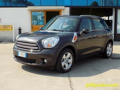 usata Mini Cooper D Countryman 1.6 Business XL EURO6