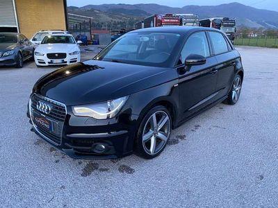 usata Audi A1 Sportback 1.6 TDI Sline