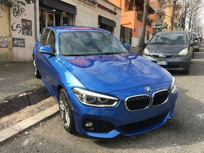 usata BMW 116 M SPORT AZIENDALE KM CERTIFICATI UFFICIALE