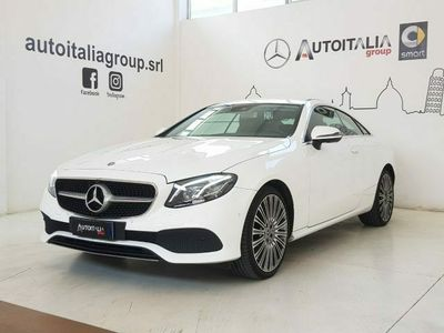 usata Mercedes E220 4Matic Business Sport