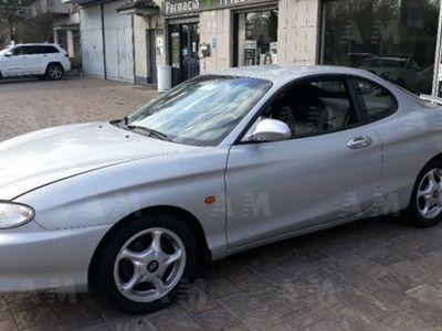 gebraucht Hyundai Coupé Tiburon 1.6i 16V cat FX Max