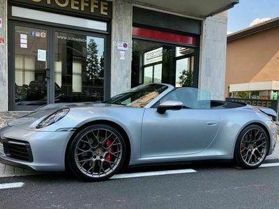 usata Porsche 911 Carrera S Cabriolet 992 ITALIANA COME NUOVA