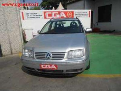 usata VW Bora Sw 4m. 4motion UNIPRO