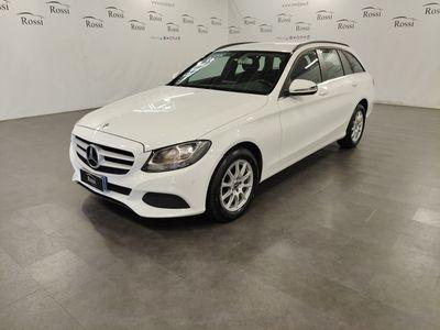 usata Mercedes 180 Classe C SW(BT) Business auto