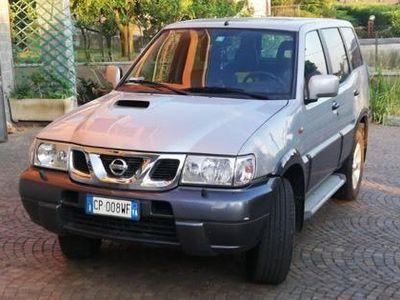 second-hand Nissan Terrano 3.0 Di Anniversary