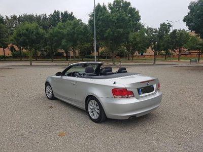 käytetty BMW 118 Cabriolet Serie 1 Cabrio(E88) 2.0 143CV Futura