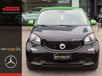 usata Smart ForFour Electric Drive II 2015 Elettric Passion