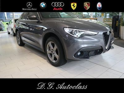 usata Alfa Romeo Stelvio 2.2 Turbodiesel 210 CV AT8 Q4 Super *Navi*