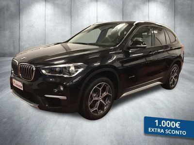 usata BMW X1 F48 xdrive18d xLine auto