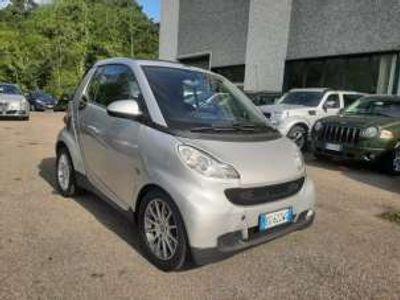 usata Smart ForTwo Cabrio 1000 52 kW MHD passion*Cerchi* Benzina