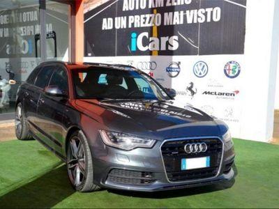 brugt Audi A6 Avant 3.0 TDI 313 CV quattro tiptronic