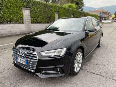 usata Audi A4 Avant 2.0 TDI 190 CV S tronic S line