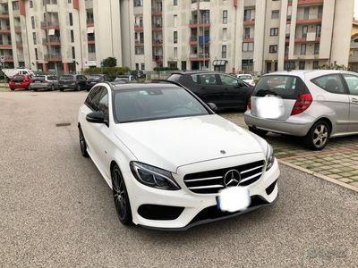 usata Mercedes C350e Plug-in ibrida hybrid