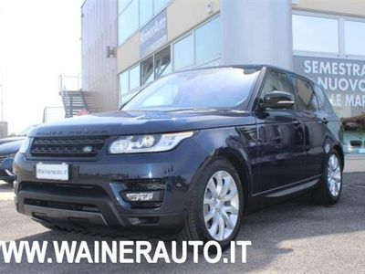 begagnad Land Rover Range Rover Sport 3.0 TDV6 HSE HEAD UP SOSPENSIONI LED NAVI